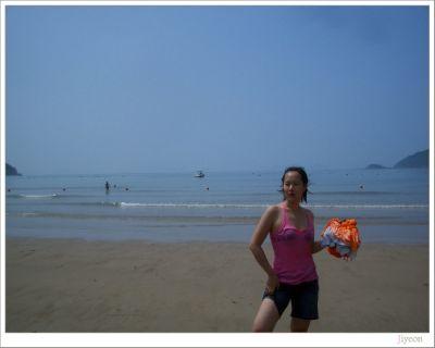 Jindo Island Beach